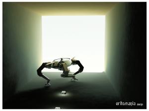 robot teko