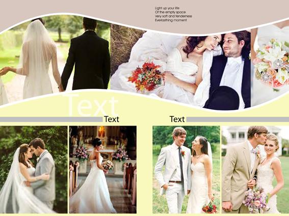 Jual Template Kolase Foto Wedding Prewedding (Rev_Juli_2014)